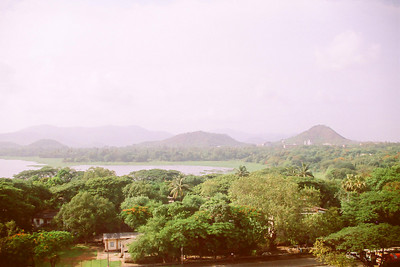 View of Powai Lake from Live Wire! office 707, Gateway Plaza, Hiranandani Gardens, Powai Lake, Mumbai