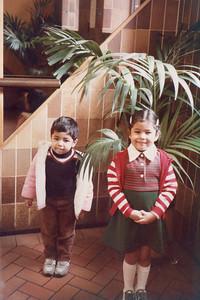 Piyush and Priya Seth