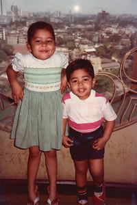 Priya and Piyush Seth