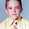 Arthur 8yrs old 3rd grade 1970-71