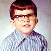 Shawn Forrest Cherry 8 years old 27 Nov 1972,  Jacksonville, Arkansas