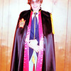 Keith in DeMolay robe. Had to be Utah since I didn''t get glasses until Junior Year.