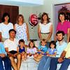 May 1989, Galveston Tina, Donna, Dawn, Lou, Dave, Paul, Erik, Nicole,  Nicholas, Ariana, Rick, Larry