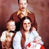 Nov 12, 1983 Carl 3rs 5 mos. Sheldon 2 mos.