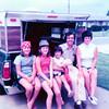 JC & Gerri Penny Debbie - 10 Anna - 11 Kathy - 6 1975