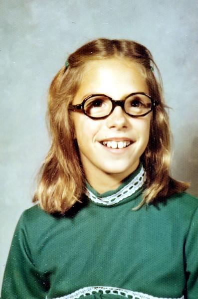 Christi Chase Age 11 6th Grade 1975