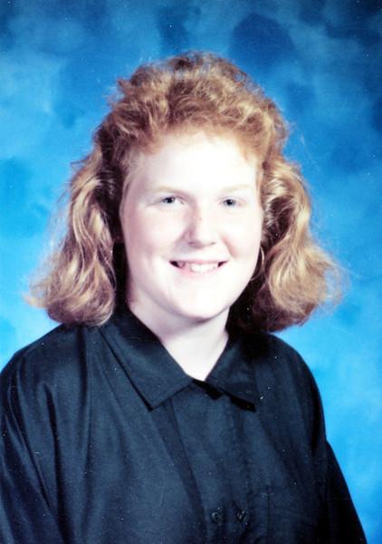 Cristen Rae 16 Yrs 11th Grade 1990