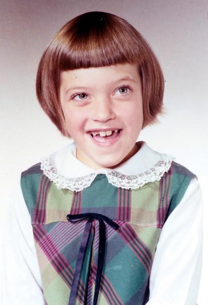 Donna Age 7, Grade 1 68