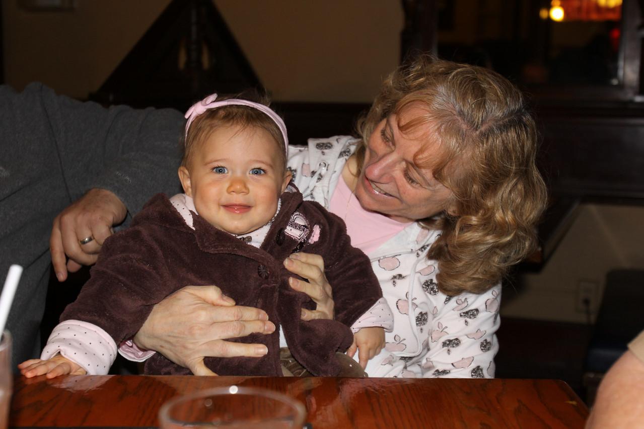 Grandma and Brooke