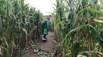 N.E. OneWheel - Corn Maze