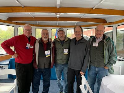 L-R: Ted Westlake, Chuck Nazarian, John Schiller, John Edinburg, Ephraim King