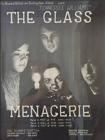Glass Menagerie - 1969