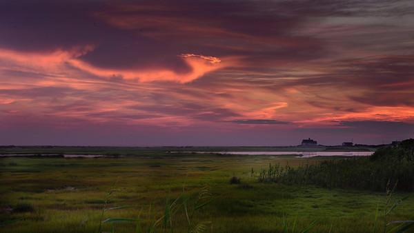 Sippewissett Marsh Sunset