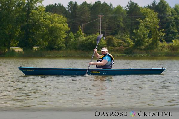 Kayaking at Shawnee State Park