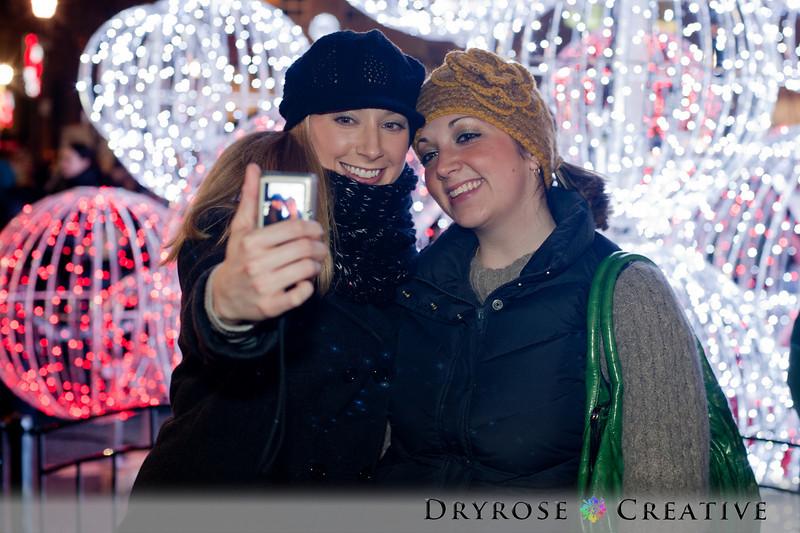 Fun Friends Photo-op at Market Square
