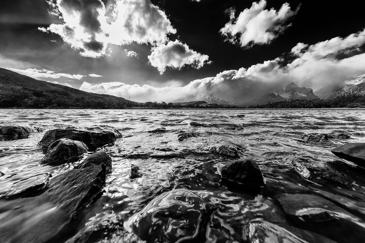A orillas del Pehoé