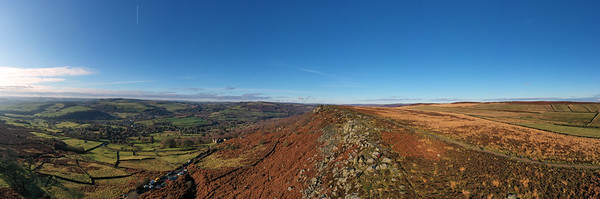 Cubar Edge Panorama