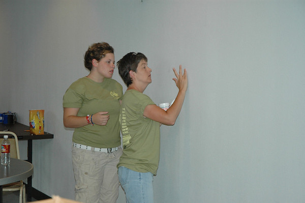 2005 CTCYM Mission Trip to Camden, Arkansas