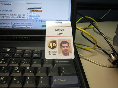 My UPS ID