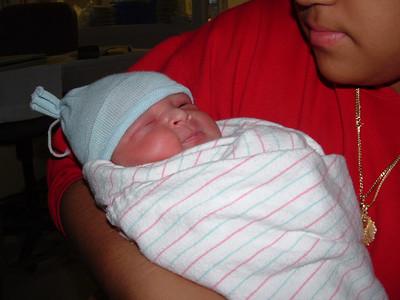 Gabriel my nephew.
