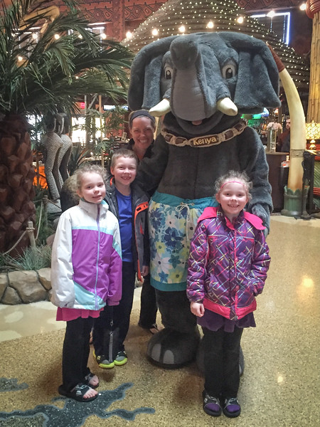 Wisconsin Dells February 2016