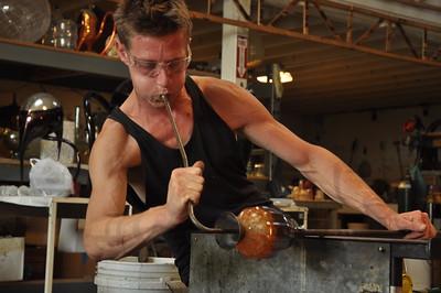 Evan Kolker Glassmaker