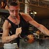 Evan Kolker - professional glassmaker