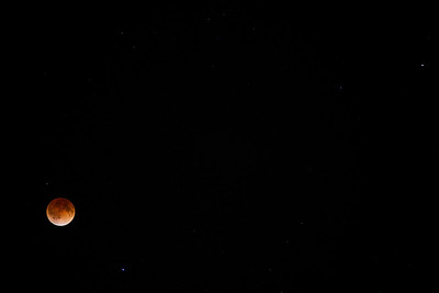 Blood Moon Eclipse 2014