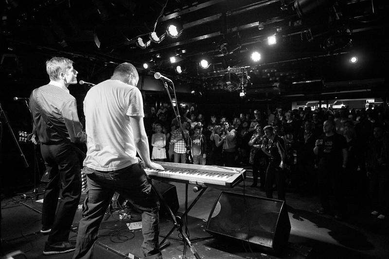 Jongleurs Comedy Club, Camden