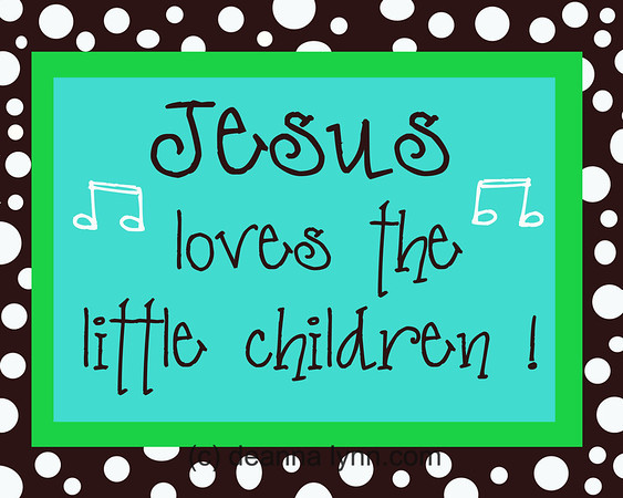 little children copy