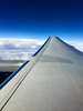 American Airlines Flight 633 from PHX Phoenix to OGG Kahlui, Hawaii somewhere about 40,000 ft over the Pacific Ocean