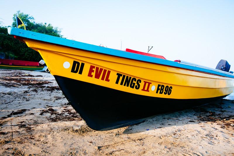 Di Evil Tings