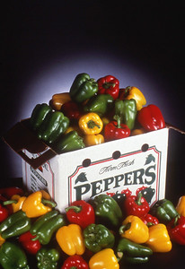 pepper still life