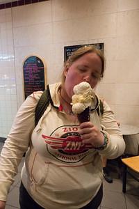 Mmmmmm, icecream!