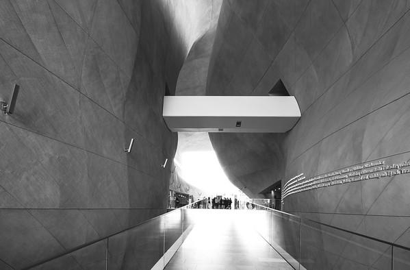 POLIN Museum - entrance
