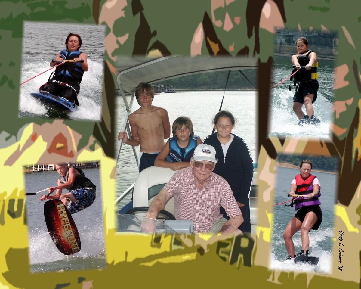 Papaw Lake_papaw collage 7-16-05