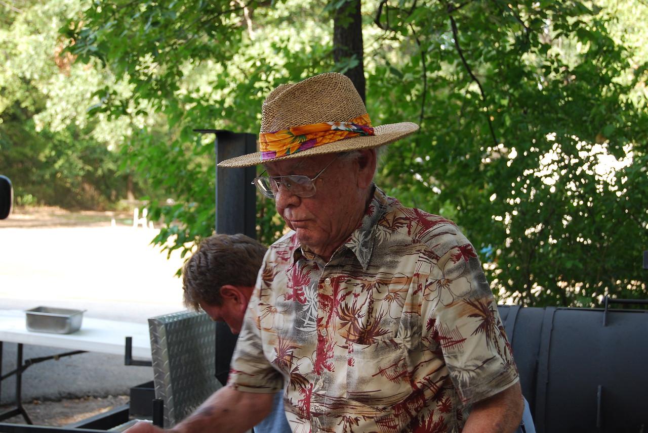 2009 Aggie Camping - Bean 7-24-2009 7-09-22 PM
