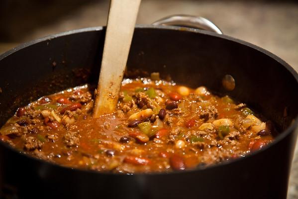310/365 Spicy Chili