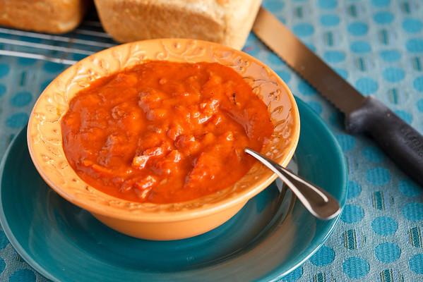 138/365 Cream of Tomato Soup