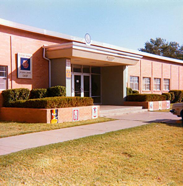 64th Student Squadron Bldg, 1980