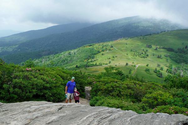 Roan Mountain - June 2013