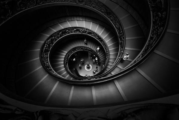 Swirly Stairs 2