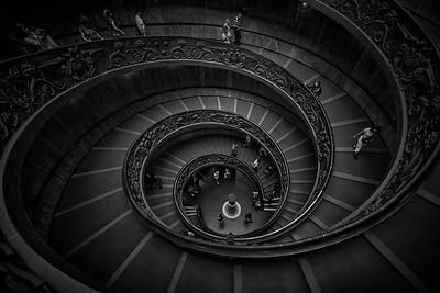 Swirly Stairs