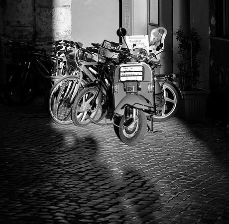 Italian ride