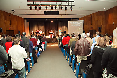 Church Cherry Hill West Old Auditorium January 2010