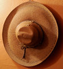 SOLD: Old sombrero in perfect condition. $550.