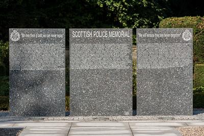Scottish Police Memorial Trust (SPMT) Memorial Day held at The Scottish Police College, Tulliallan  ,5 September 2018, Picture: Al Goold (www.algooldphoto.com)