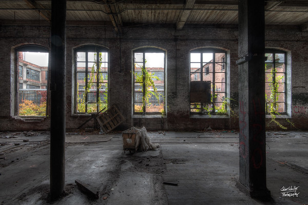 Ghosts of Manufacturing Past