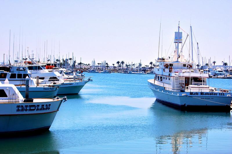 Point Loma Marina, San Diego, CA