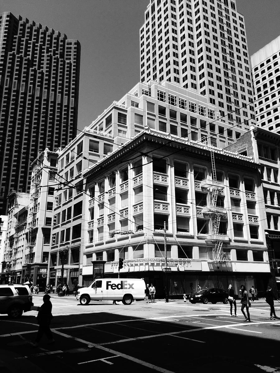 FedEx - San Francisco
